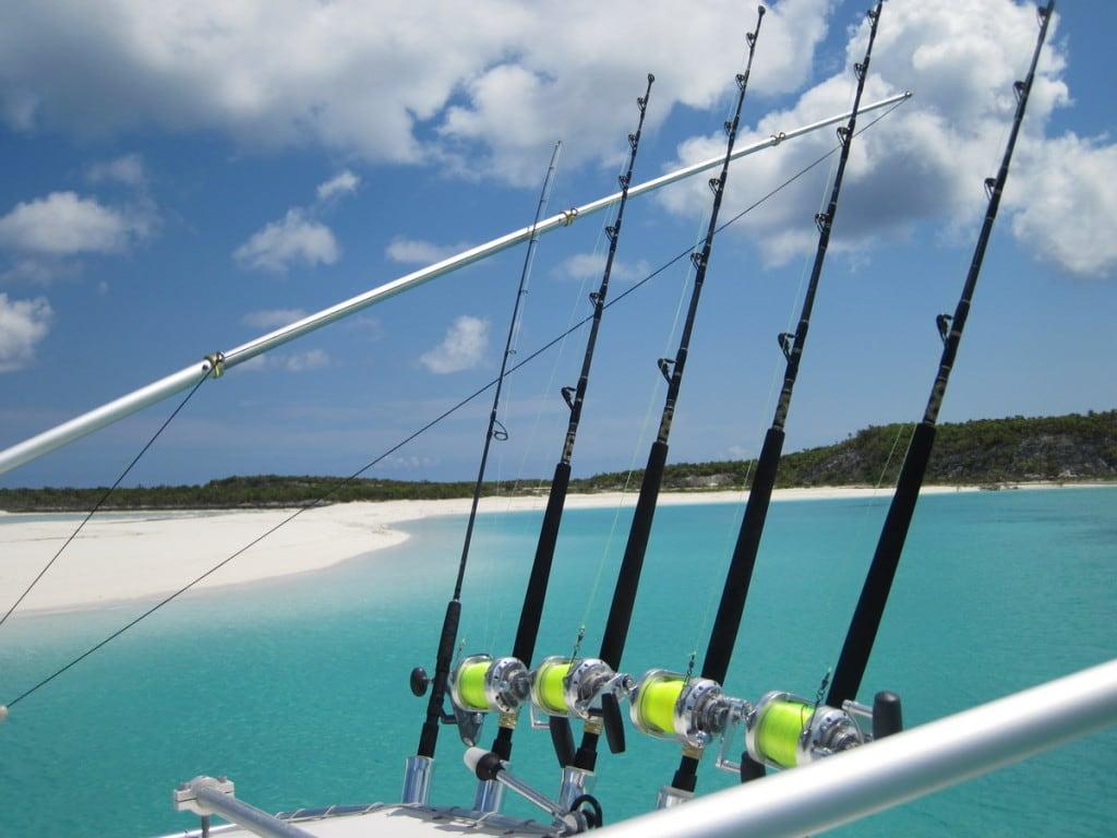 Local Fishing, Marina's & Tide Info