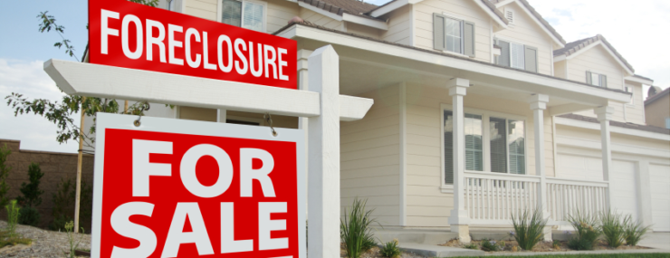 Foreclosure Communities